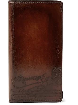 Berluti + Native Union Scritto Leather Iphone 7 And 8 Case - Tan