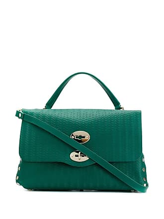 Zanellato small Cachemire Blandine bag - Green