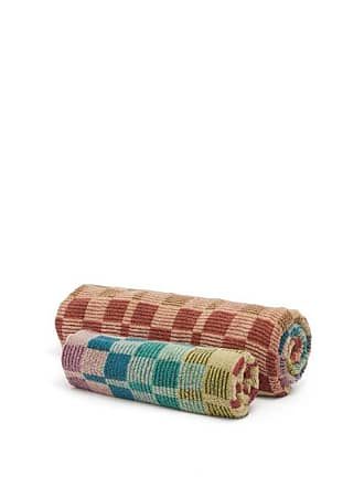 Missoni Home Set Of Two Yassine Hand & Bath Cotton-terry Towels - Multi