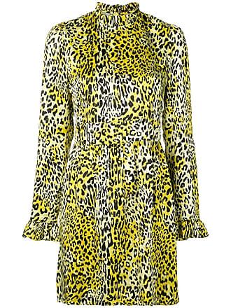 Baum Und Pferdgarten Vestido com animal print - Amarelo