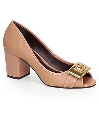 65f5d24ea4 Sapatos Peep Toe − 162 produtos de 46 marcas