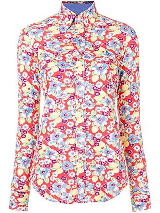 ccbc73f5c4 Polo Ralph Lauren floral print shirt - Red