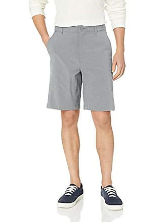 Lee Mens Performance Series Air-Flow Short, Light Gray Heather, 40