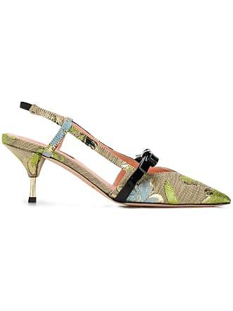 Rochas Sapato com fixação no tornozelo - Neutro