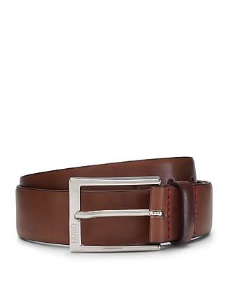 HUGO BOSS Leather Belt C-Gerron N