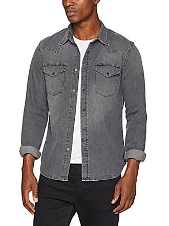 ccd40a2ca01bf Chemises En Jean − Maintenant   2607 produits jusqu à −60%   Stylight
