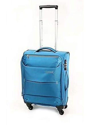 Samsonite Mala De Viagem American Tourister Tropical Pequena Azul Escura