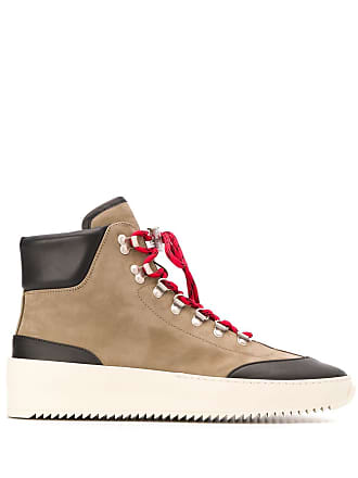 Fear of God lace-up ankle boots - Neutro