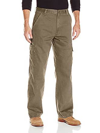 476c847c83e Wrangler Authentics Mens Classic Twill Relaxed Fit Cargo Pant