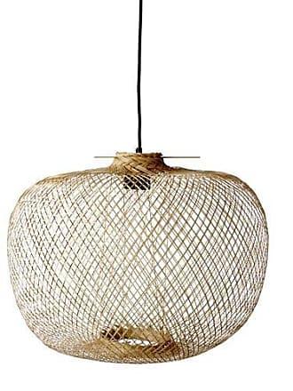 Bloomingville Lámpara de techo Bambú