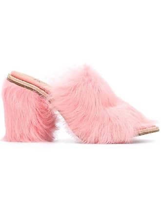 UGG Sapato mule Rosa de couro