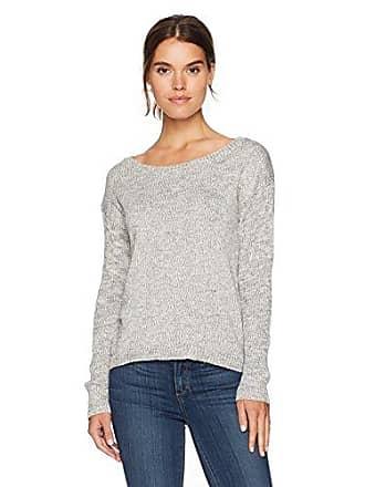 Lyssé Womens Carson Sweater, Heather Gray, M