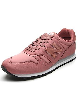New Balance Tênis New Balance 373 Rosa