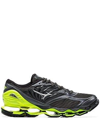 new product edbf2 75f0d Mizuno black Wave Prophecy 8 low-top sneakers - Grey