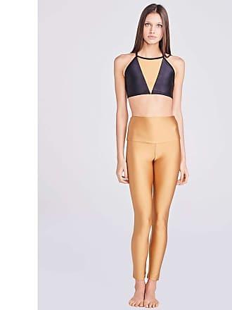 Triya Legging Metalic Gold-PP