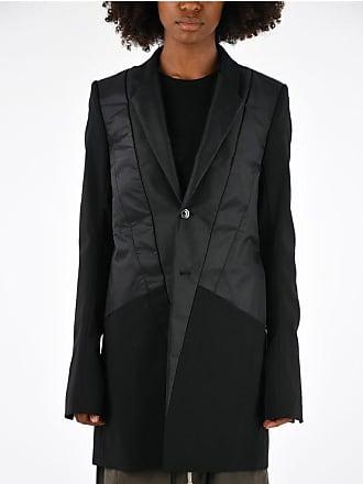 Rick Owens Virgin Wool Stretch SISYPHUS TUX Blazer size 40