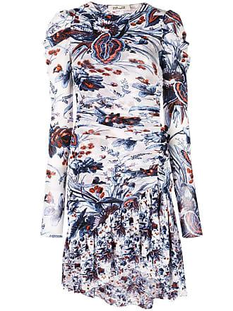 b26d422c24 Diane Von Fürstenberg Vestido com estampa floral - Tbiml