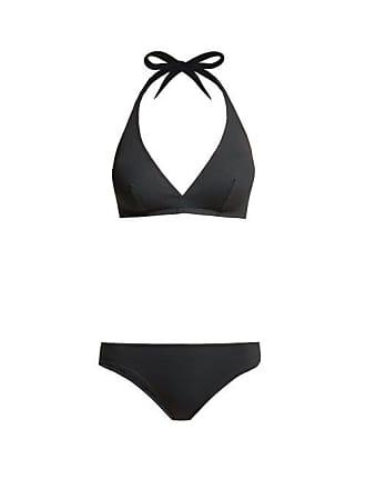 0538bbd2e3 Eres Gang Scarlett Halterneck Bikini - Womens - Dark Grey