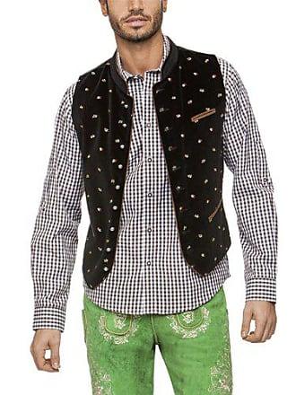 Stockerpoint Chaleco para traje tradicional alemán de manga corta para  hombre d55aeb03039f