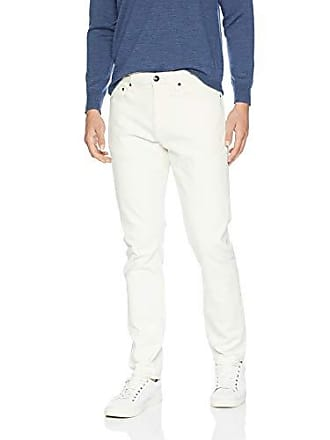 Goodthreads Mens Athletic-Fit Jean, Natural White, 42W x 36L