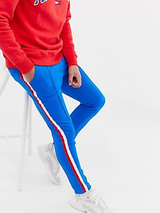 139510b3200f78 Only   Sons Pantalon de survêtement avec bande sur le côté - Bleu
