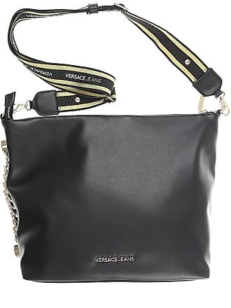 f008cbe5c9f Versace Tote Bag On Sale, Black, Nappa Leather, 2017, one size
