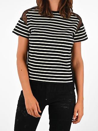Red Valentino Striped T-Shirt Größe M