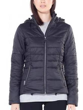 Icebreaker Womens Stratus X Hooded Insulated Jacket