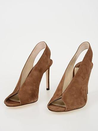 7e53359e2173 Jimmy Choo London 8.5 cm Suede SHAR Sandals size 38