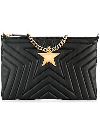 b68e3a4bb15d Stella McCartney Stella Star clutch bag - Black
