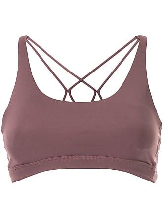 Nimble Activewear Flow and Go performance bra - Roxo