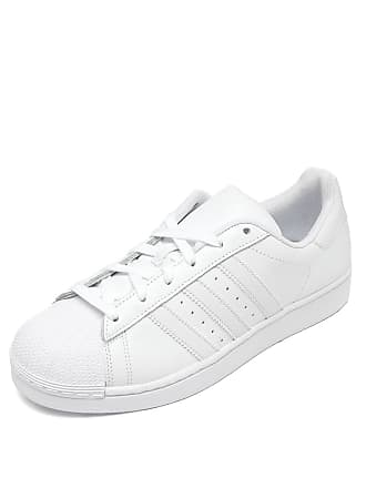 adidas Originals Tênis adidas Originals Unissex Superstar Foundat Branco
