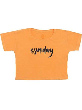 Bisi Blusa Bisi Sunday Laranja