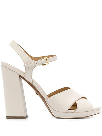 Michael Kors Alexia block-heel sandals - Neutro