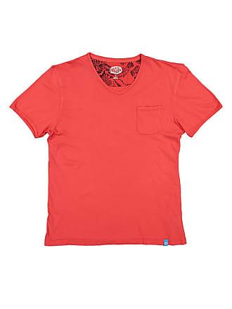 Panareha MOJITO v-neck t-shirt red