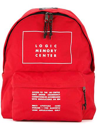 Undercover Logic Memory Center backpack - Vermelho