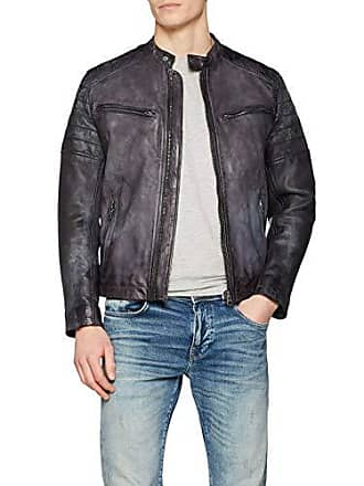 d22f03ec0a9 Pepe Jeans London KEITH Blouson Homme Gris (Grey 945) Medium (Taille  fabricant