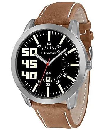 Lince Relógio Masculino Lince MRC4332S P2MB Prata