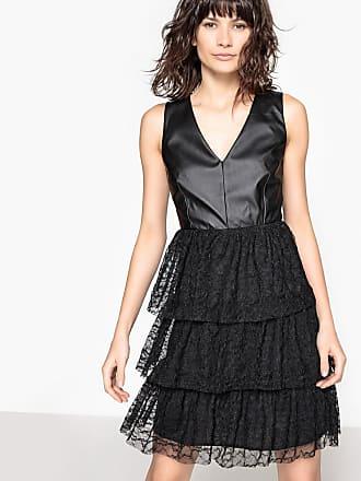 46289973b7b094 La Redoute Collections Wijd uitlopende jurk