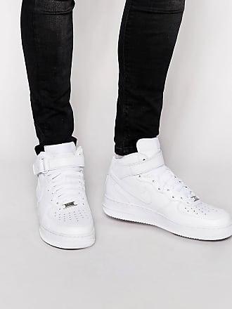 finest selection d93c0 36e6e Nike Air Force 1 - Vita mid 07 sneakers 315123-111 - Vit