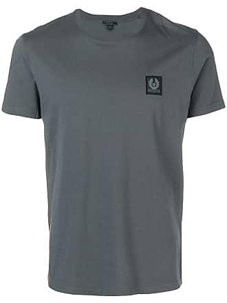 Belstaff Camiseta Throwley - Cinza