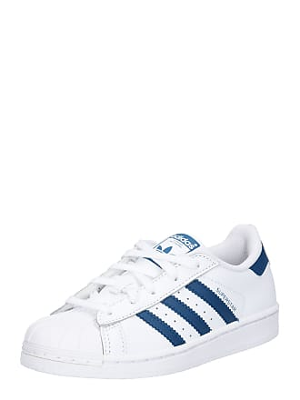 cf31b6a3432 adidas Sneakers SUPERSTAR blauw / wit