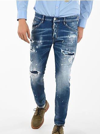 Dsquared2 15cm Stonewashed SKATER Jeans Größe 50