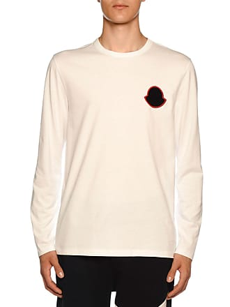 bd84527c3 Moncler® Long Sleeve T-Shirts − Sale  at USD  110.00+