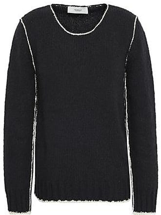 12265579087a87 Pringle Of Scotland Pringle Of Scotland Woman Cotton Sweater Charcoal Size S