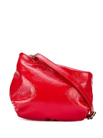 Marsèll Bolsa Fantasmino - Vermelho
