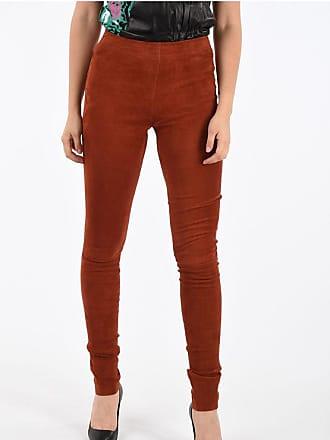 Drome Suede Leather Pants Größe Xs