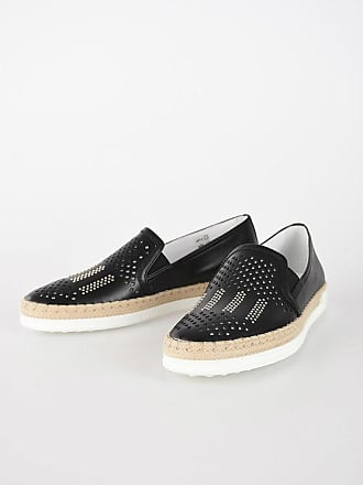 Tod's Leather Slip Ons with Studs size 37,5