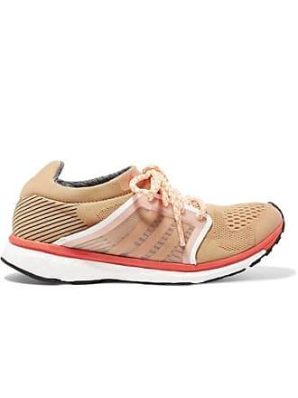 139520bd708f6 adidas by Stella McCartney Adizero Adios Primeknit Sneakers - Brown