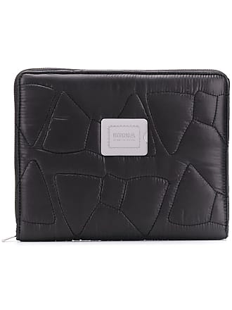 Sonia Rykiel stitch detail tablet case - Preto